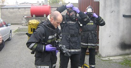 Chris Mee Group Breathing Apparatus Courses